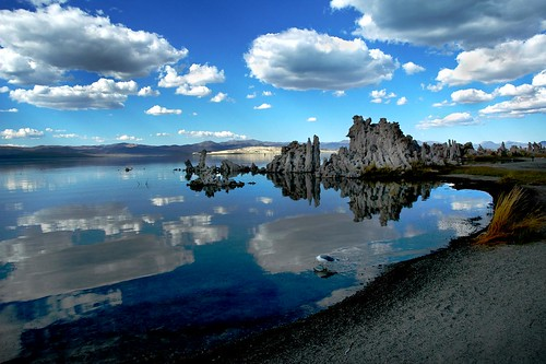 Mono Lake and Clouds 1 | by Bill Wight CA