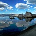 Mono Lake and Clouds 1