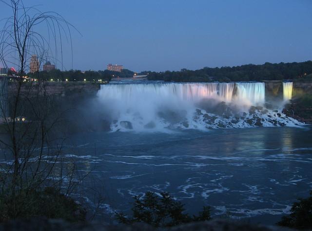 Niagara Falls American Falls 4 The American Falls Seen