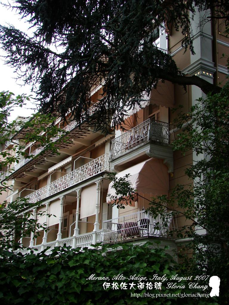 Hotel Merano E Dintorni Con Centro Benebere