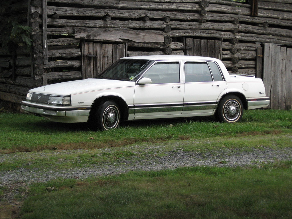 My New Project A 1988 Buick Park Avenue Cost 500 It