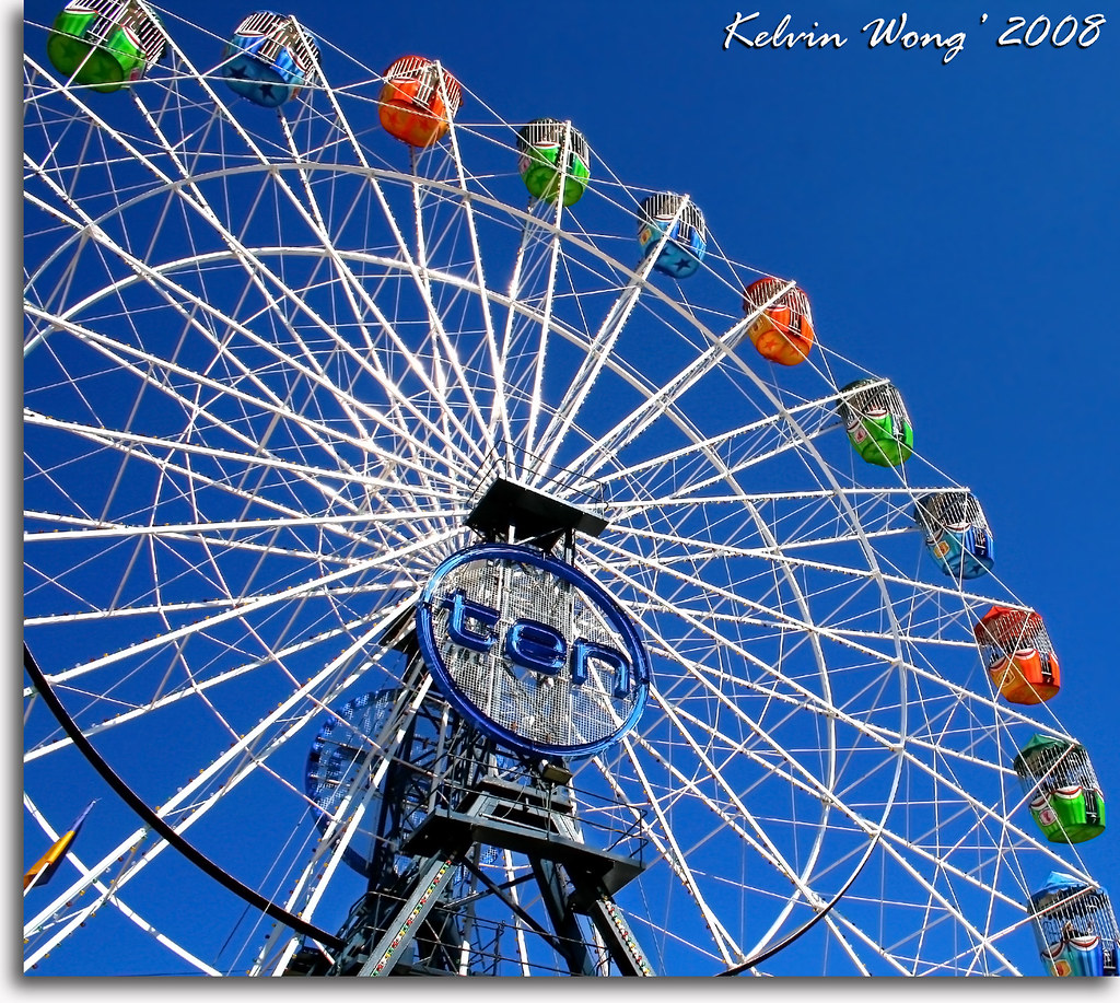 ferris wheel royal adelaide show 2008 this is one of. Black Bedroom Furniture Sets. Home Design Ideas