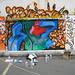Suburban graffiti competition