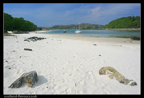 Scottish West Coast Beaches