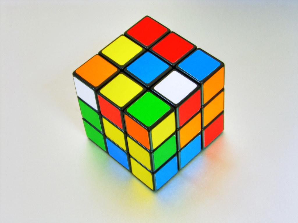 Rumy Cube