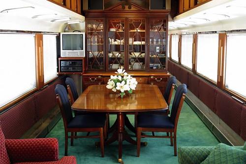 private rail car interior j pinckney henderson lounge flickr. Black Bedroom Furniture Sets. Home Design Ideas