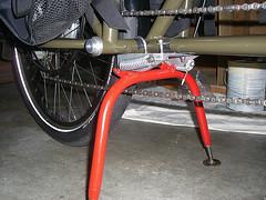 Bike Hugger Stand