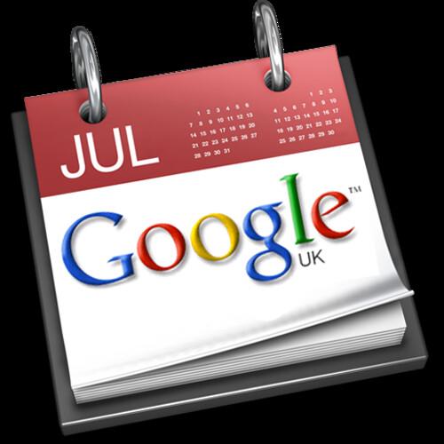 google calendar how to add photos