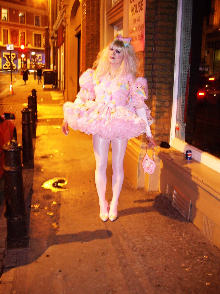 Miss Michaela Marbella In Disney Princesses Pink Flickr