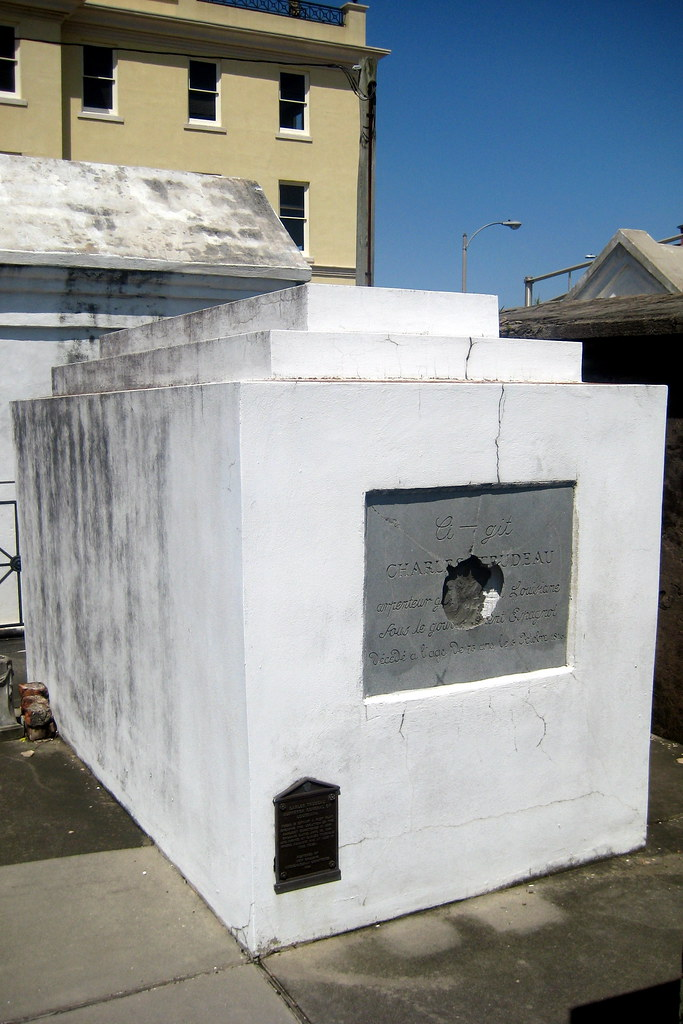new orleans - iberville  st  louis cemetery  1