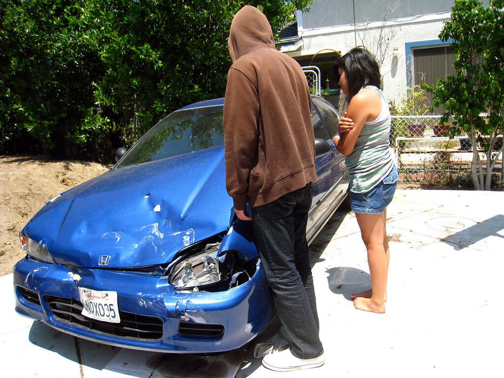 Car Accident June