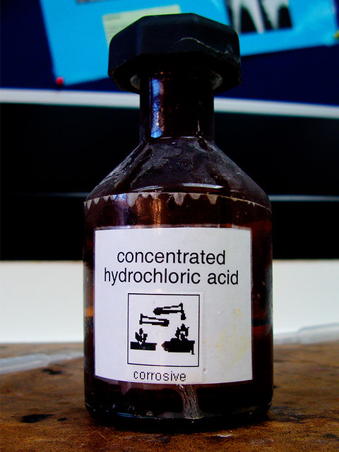 12 Mole Hydrochloric Acid