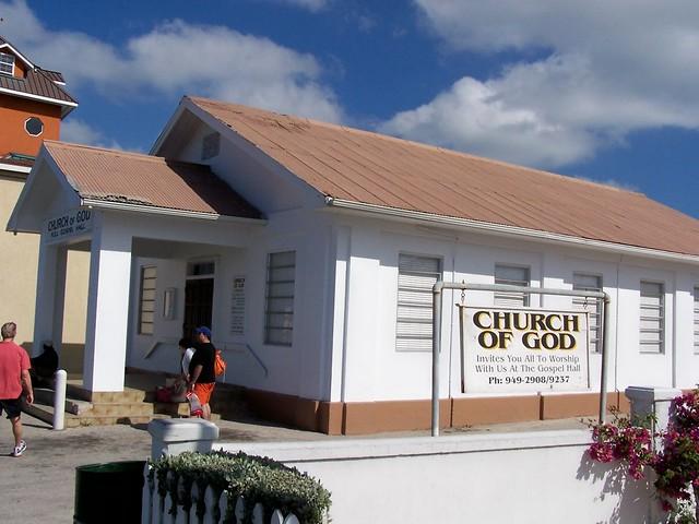 Grand Island Church