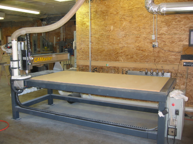 South Dakota >> CAMaster Cobra ATC CNC Router | Photograph of a Cobra CNC ro… | Flickr