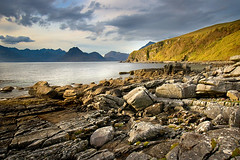 Just before ... at Elgol | by Maciej - landscape.lu