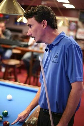 Johnny Archer, Earl Strickland, San Diego Pool School July ...