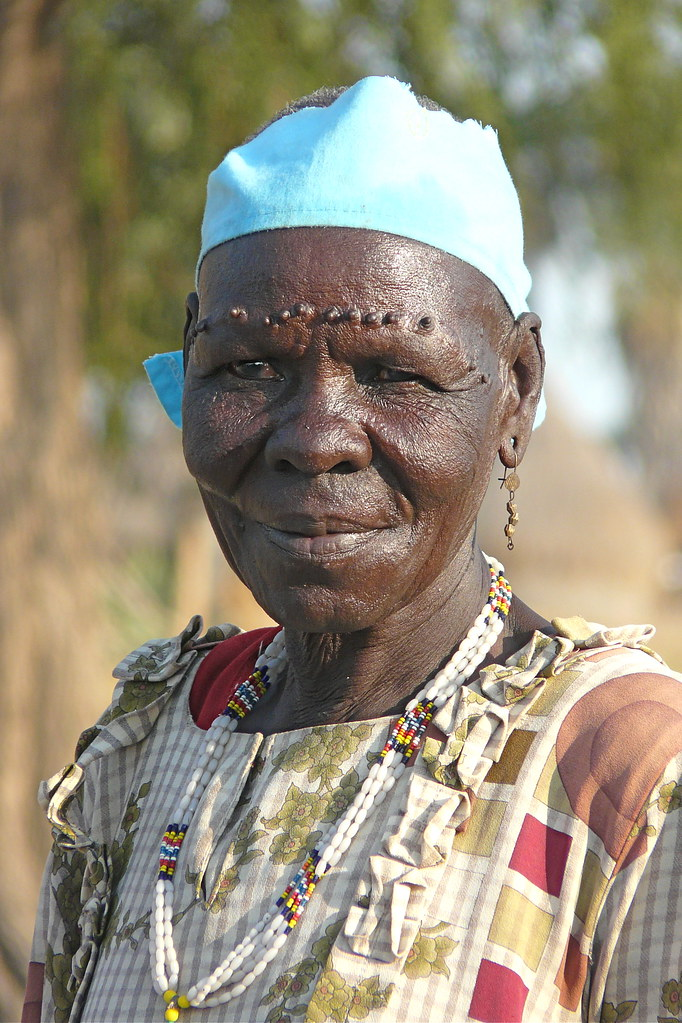 Tonga Upper Nile Province The Shilluk People In Their