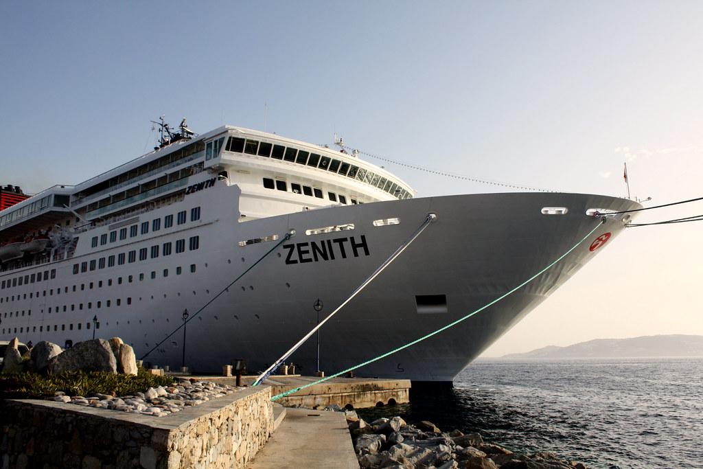 Yahoo celebrity cruises