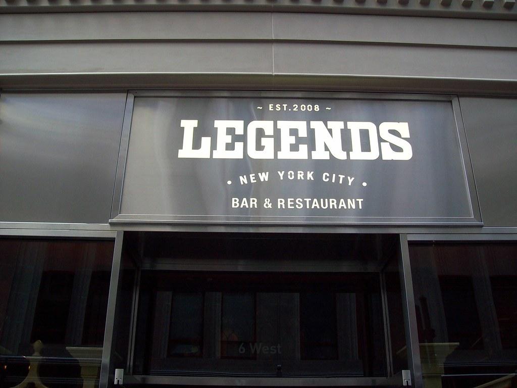 Nyc legends restaurant bar upscale irish american pub for American cuisine restaurants nyc