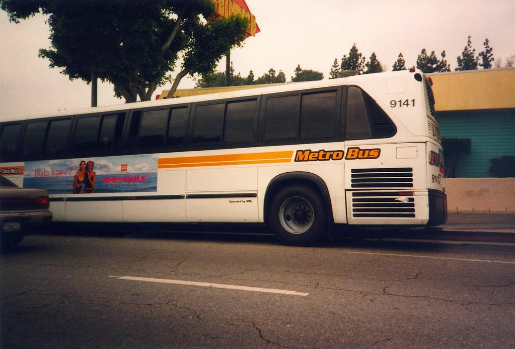 la metro bus