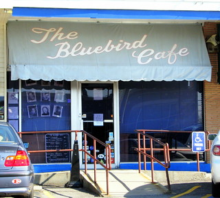 The Bluebird Cafe storefront | by SeeMidTN.com (aka Brent)