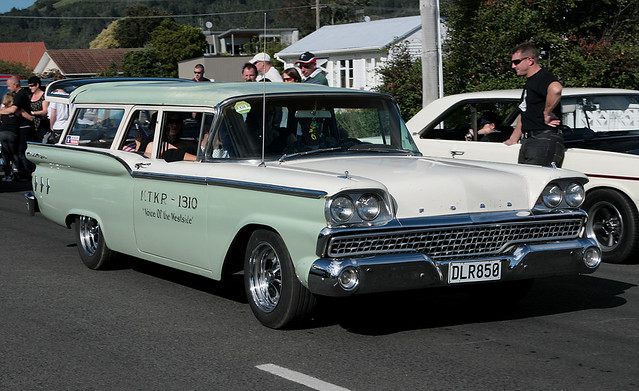 1959 Ford Fairlane 500 Station Wagon | Seen at the ...