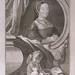 Engraving of Katherine Howard, 1740