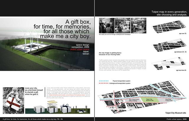 Architecture portfolio 73 74 2011 portfolio update for Architecture portfolio dimensions