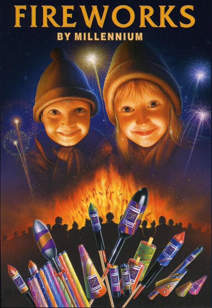 Old Fashioned Fireworks Igniter