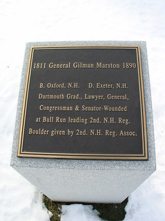 General Gilman Marston | by Steve Dow