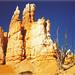 Miracle of Nature - Hoodoos in Queen's Garden - Bryce Canyon, Utah, USA