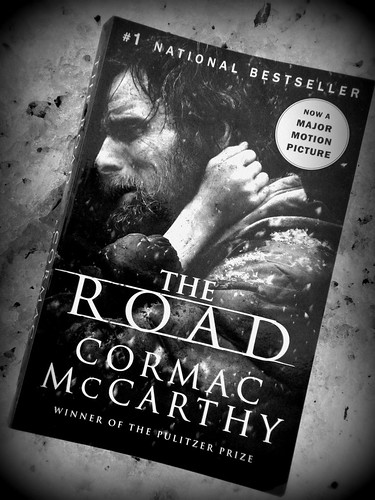 cormac mccarthy the road essays Imagine a world where the skies are grey and the ground is torn to pieces where there is no civilization present, nor another human being to be seen.
