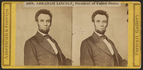 Hon. Abraham Lincoln, President of the United States (LOC) | by The Library of Congress