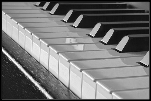 Piano Keys | by Crouchy69