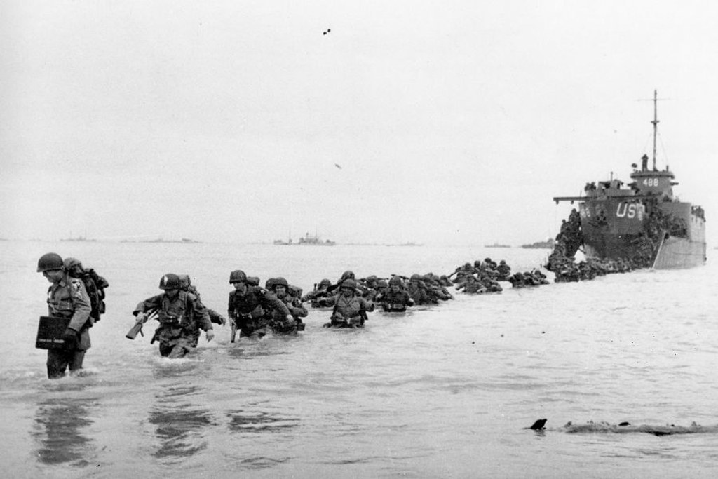 D-DAY IMAGE ...