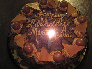 Chocolate Birthday | by maritabeth