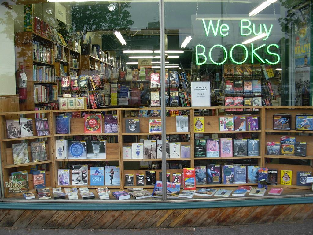 Half Price Book Store