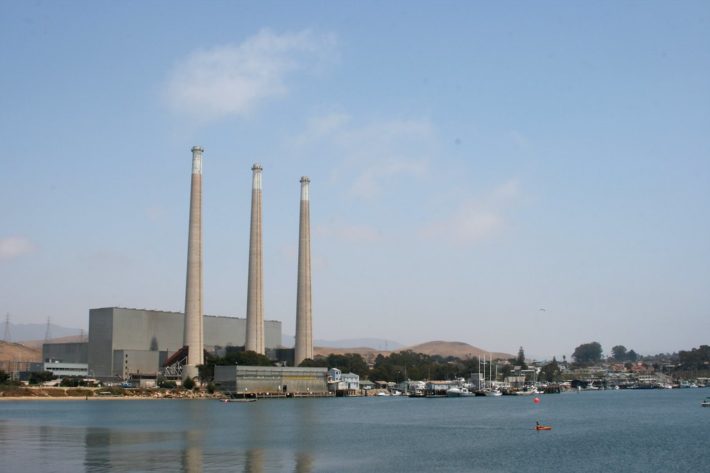 Natural Gas Powered Power Plants