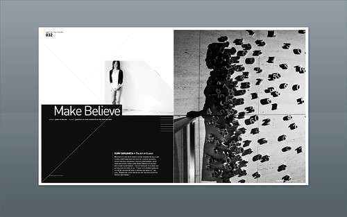 Modern Design Magazine ::: Kumi Yamashita, The Art of Shadows. | by Rolando S. Bouza