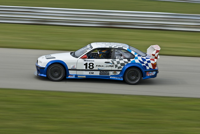 Fall Line Motorsports E36 Bmw M3 Racecar Andrew Ball Flickr