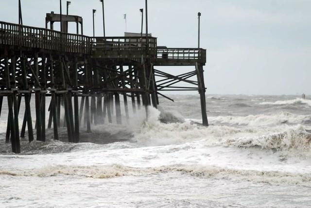 Oak Island Pier Drowning