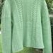 39b Cassidy Sweater - Back