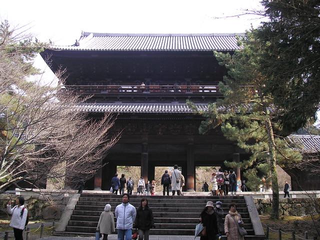 Nanzenji, Kyoto, 3rd January 2009