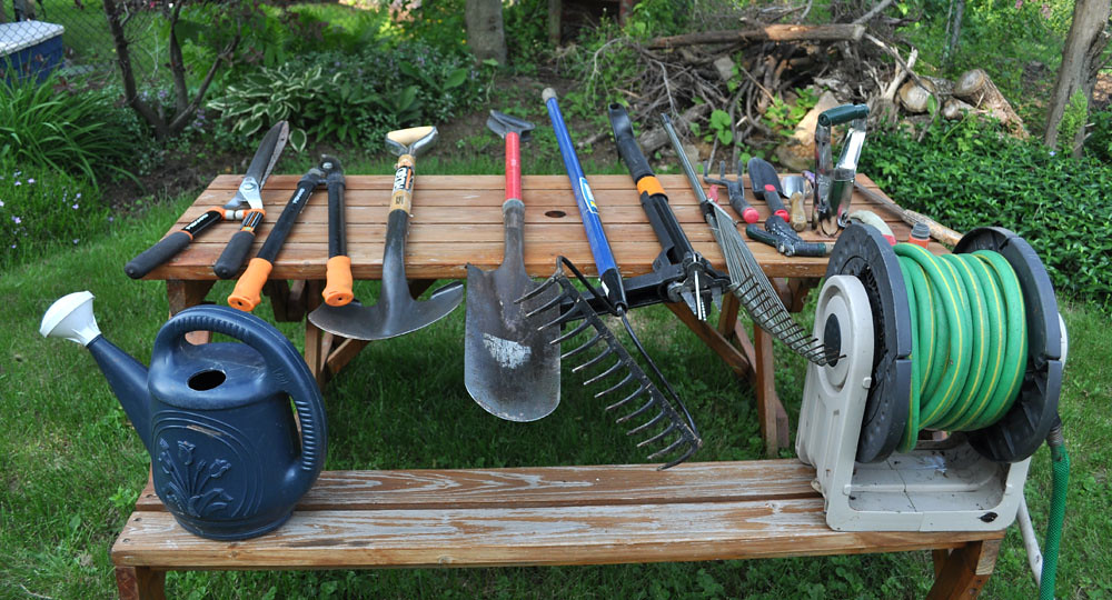 Garden tools schoon gesmeerd pleuntje flickr for Gardening tools list and their uses