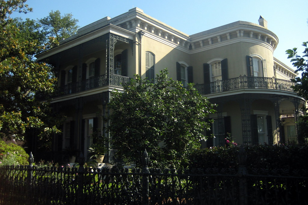 New Orleans Garden District Colonel Short 39 S Villa Flickr