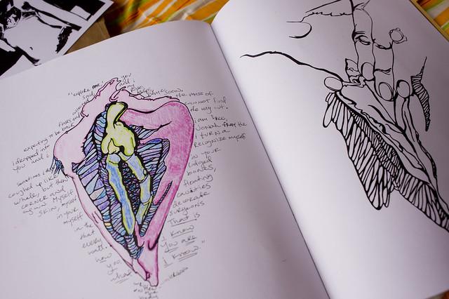 Book coloring cunt