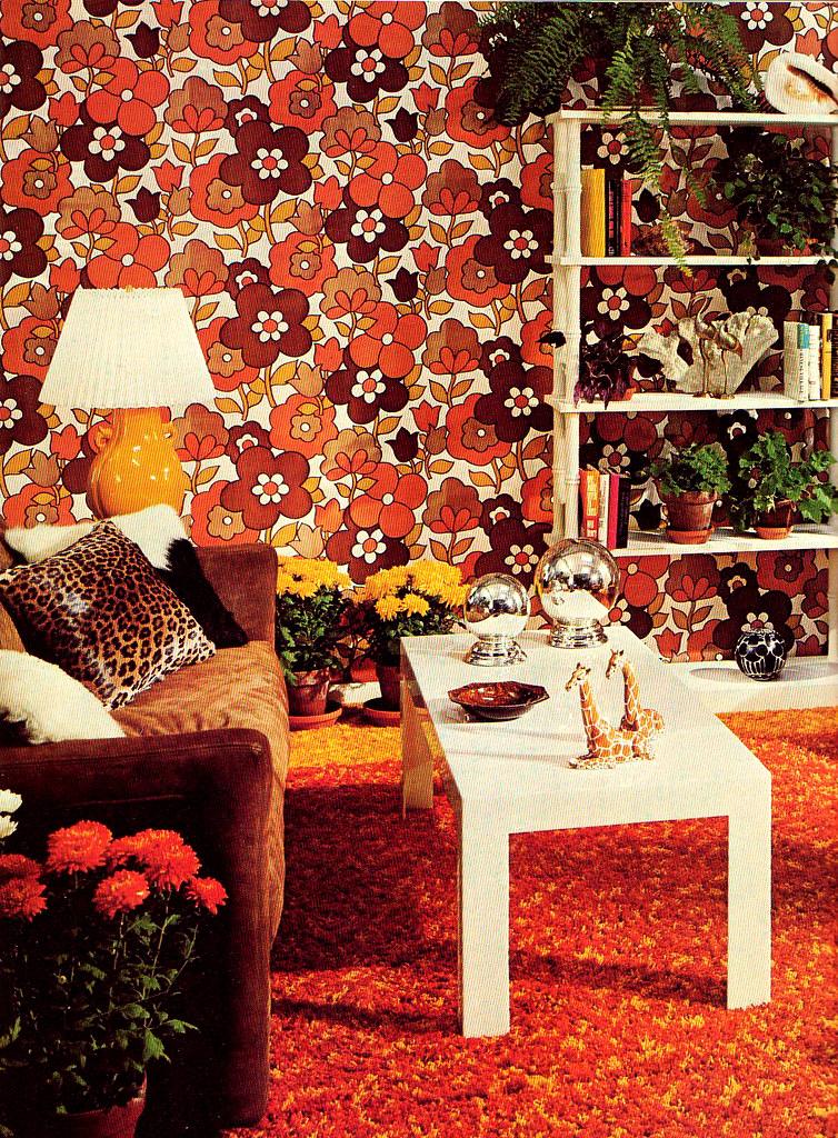 1001 Decorating Ideas 1971 Threadbare Flickr