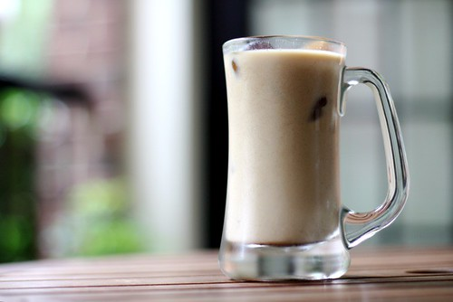 20080715 - Iced Coffee | by smallnotebook