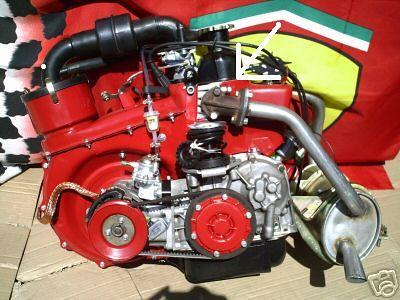 Fiat 650 Engine Fiat 500 Engine Ricambi Fiat 500 Flickr