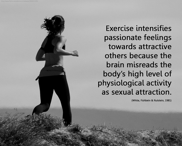 Exercise Makes You Horny  Exercise Intensifies Passionate -9890